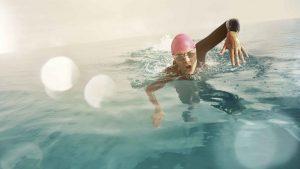 Márla Communications Brand Story - Swimming