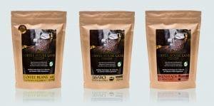 Coffee House Lane - Packaging Design