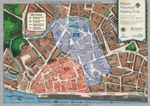 Waterford Heritage Map