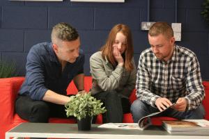 Márla Communications Design Team
