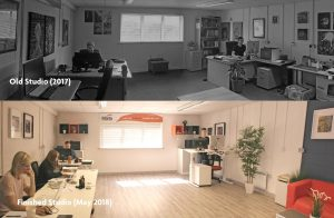 Motivated Team - New Studio Picture