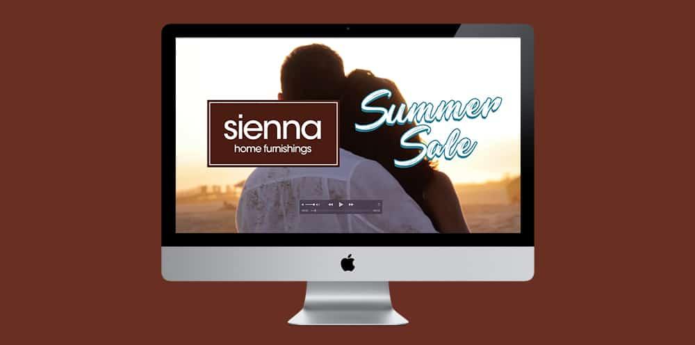 Sienna Home Furnishings Video | Marla Communications