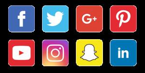 Social Media of Lego News
