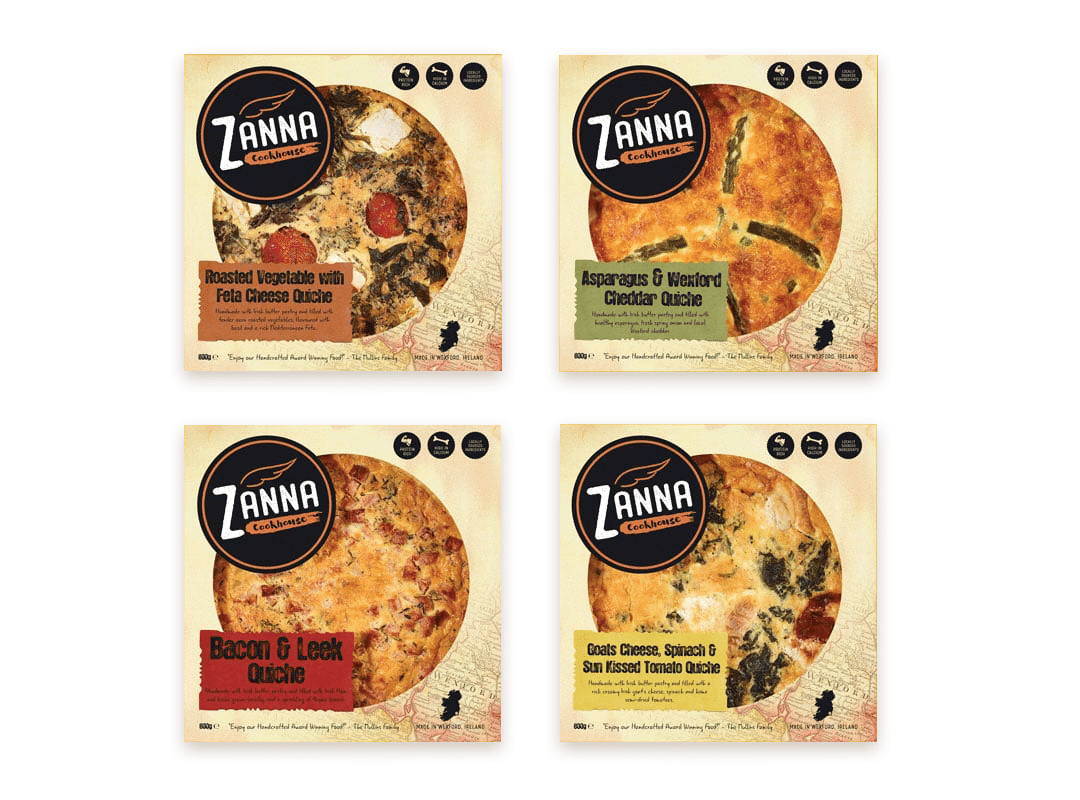 Zanna Cookhouse Wexford Packs