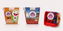 Packaging Design - Lotus Foods