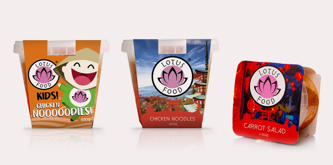 Packaging Design - Lotus Foods