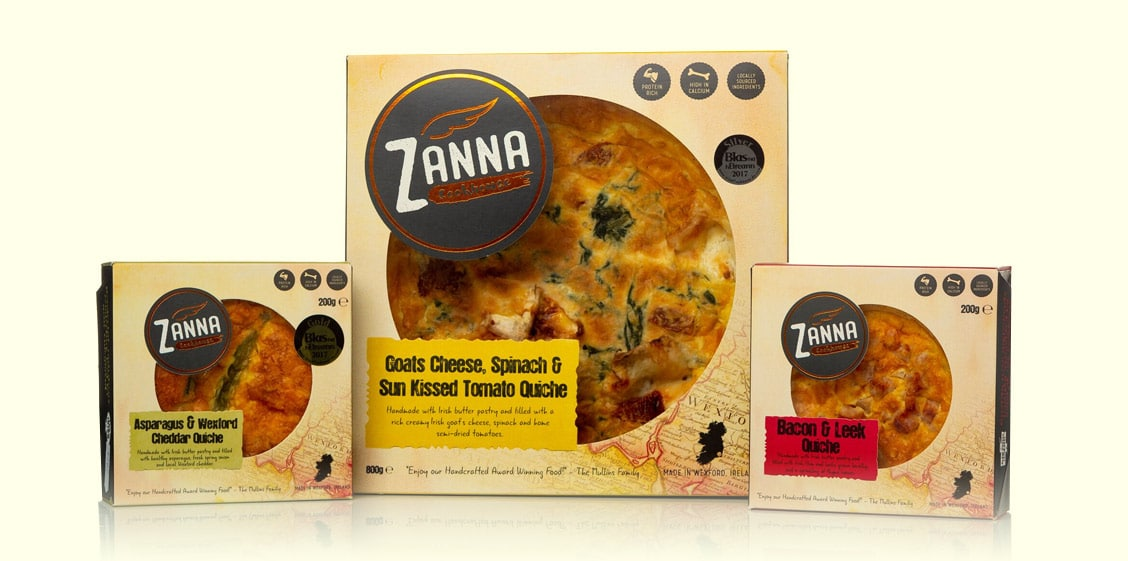 Packaging Design - Zanna Cookhouse