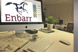 Brand Design Agency - Enbarr Vision
