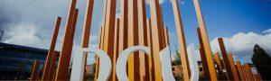 DCU Business School Website Design - Sculpture
