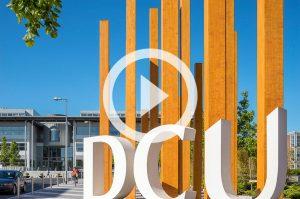 DCU Business School Website Design Video