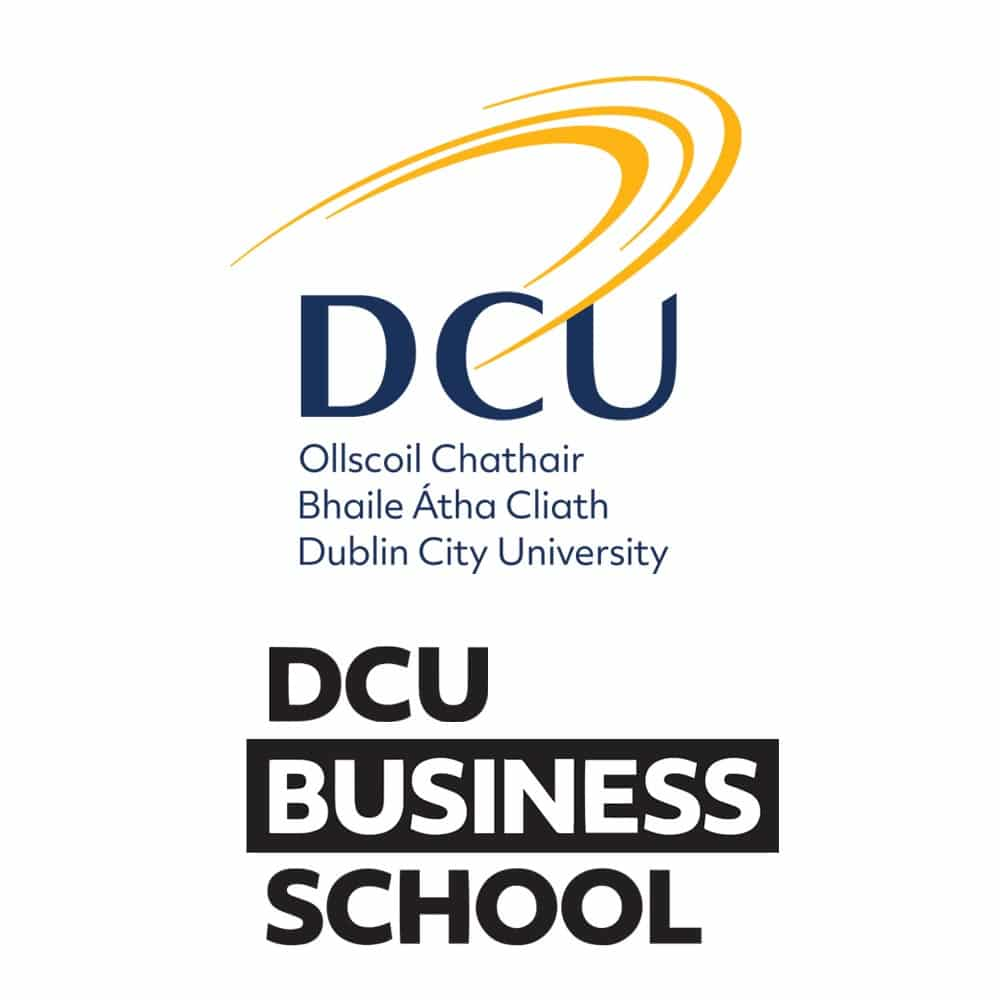 DCU Business School Website Design