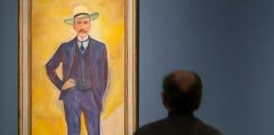 Finding Creative Inspiration through visiting art galleries