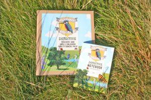 Kilkenny Wildlife Detective Notebook