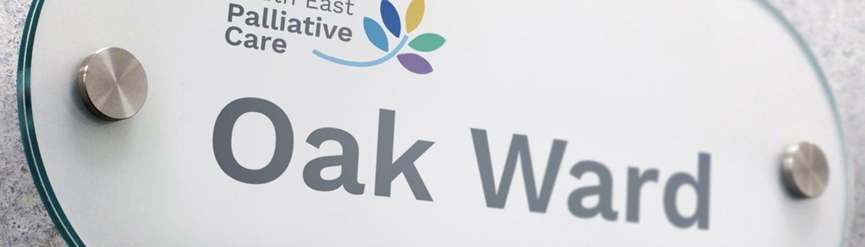 South East Palliative Care | Oak Ward