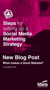 Social Media Marketing Strategy - Steps for Setting up Strategy