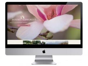 Bespoke Website Design - Mount Congreve