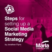 Steps for setting up social media