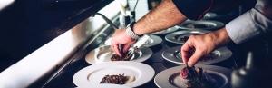 Wildflower Restaurant by Chef Adrian Martin