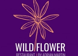 Wildflower Restaurant Logo