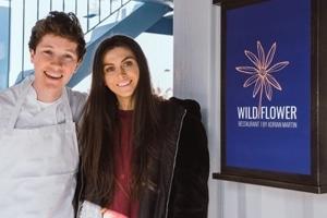 Wildflower Restaurant | Chef Adrian