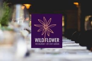 Wildflower Restaurant Logo