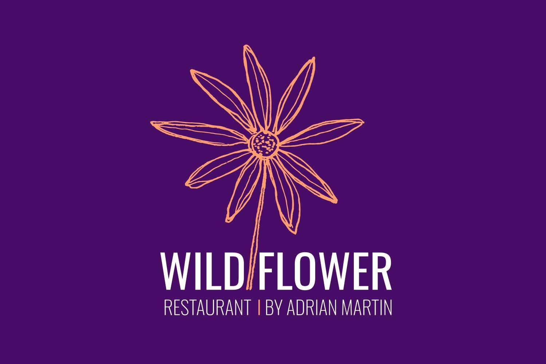 Wildflower Restaurant by Adrian Martin brand