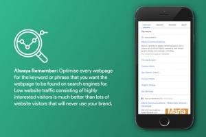 Free SEO Tips | SEO Guide | Optimise Every Webpage