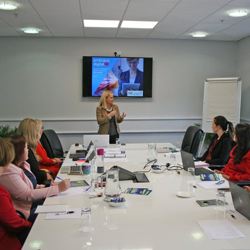 Embrace Digital Training