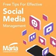 Free Tips For Effective Social Media Management
