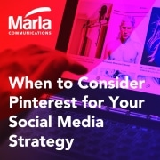 When to Consider Pinterest for Your Social Media Strategy