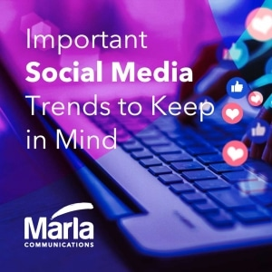 Important Social Media Trends to Keep in Mind