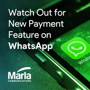 New Payment Feature on WhatsApp Business