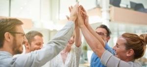 Company Team Update Posts - LinkedIn Tips