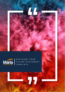 Defining Your Vision Statement